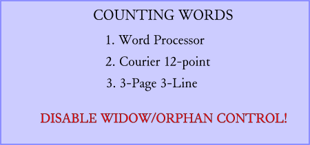 counting words