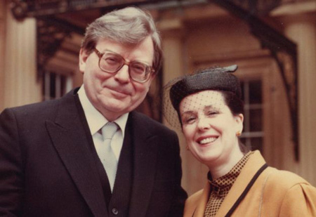 Edward and Joan Downes