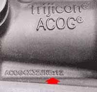 Trijicon ACOG