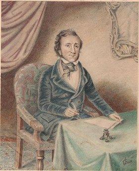 A.C. Smith portrait of Edgar Allan Poe