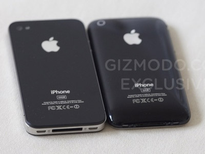 iPhone 4G, 3G
